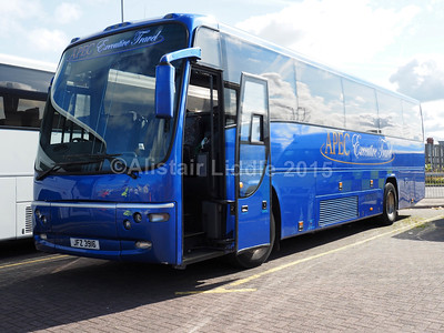 APEC Executive Travel Plaxton Panther JFZ 3916