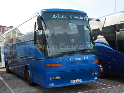 A-Line Coaches Coventry Ltd. Bova Futura GLZ 3138 (1)