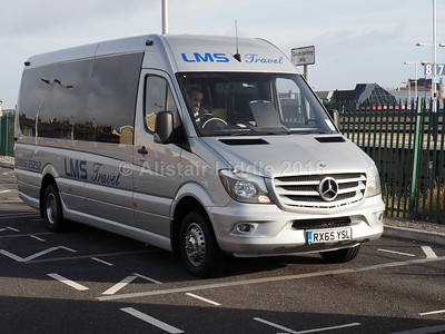 LMS Travel, Worcester Mercedes-Benz Sprinter RX65 YSL (1)