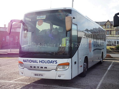 National Holidays, Hull Setra S415 GT-HD NH11 RTH (2