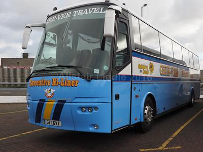 Gee-Vee Travel, Barnsley VDL Bova Futura GT11 GVT (1)