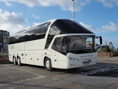 Tours Designed, Sheffield Neoplan Starliner PO63 FMZ (1)