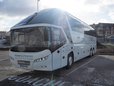 Tours Designed, Sheffield Neoplan Starliner PO63 FMZ (2)