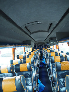 GO-TRAVEL SCOTLAND, Braidwood, Motherwell Scania Irizar Century G9 GOT interior (2)