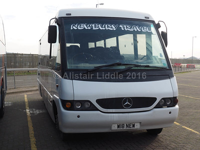 Newbury Travel, Oldbury  Mercedes-Benz 0814D AutoClassique W18 NEW (1)