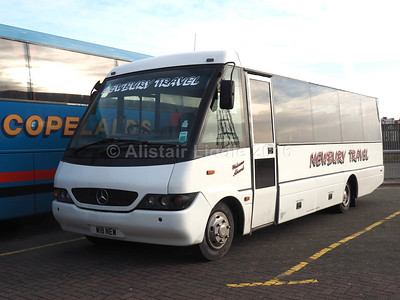 Newbury Travel, Oldbury  Mercedes-Benz 0814D AutoClassique W18 NEW (2)