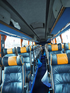 GO-TRAVEL SCOTLAND, Braidwood, Motherwell Scania Irizar Century G9 GOT interior (1)