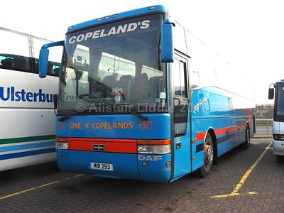 Copeland's, Stoke on Trent DAF SB3000 Van Hool Alizee T9 MIB 293 Lady Patricia III (1)