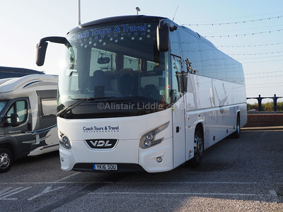 Coach Tours & Travel, Wolverhampton VDL Futura FHD2 YK16 SOU (1)