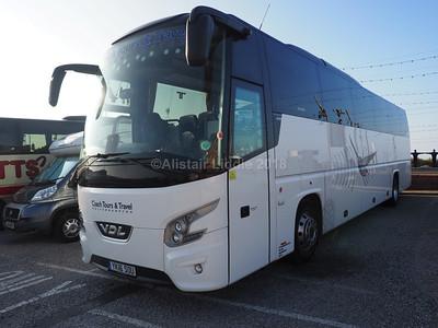 Coach Tours & Travel, Wolverhampton VDL Futura FHD2 YK16 SOU (2)