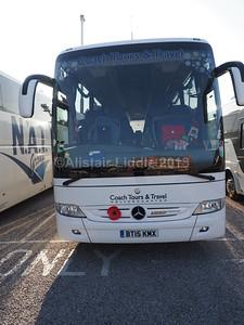 Coach Tours & Travel, Wolverhampton Mercedes-Benz Tourismo BT15 KMX (1)