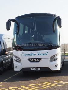 Dewar Coaches, Falkirk VDL Futura FHD2 T9 DOF (2)