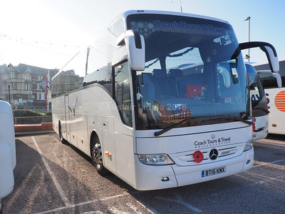 Coach Tours & Travel, Wolverhampton Mercedes-Benz Tourismo BT15 KMX (2)