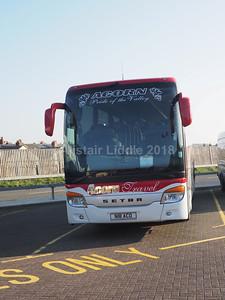 Acorn Travel (South Wales) Ltd. Setra S416 GT-HD N18 ACO (2)