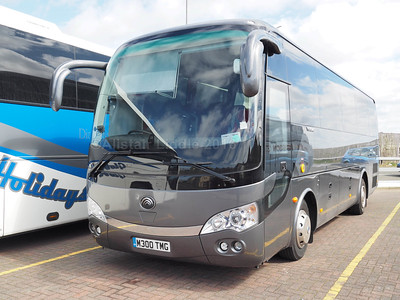Travelmaster, Manchester Yutong TC9 M300 TMG (1)