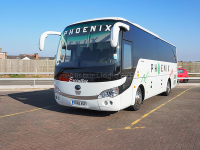 Phoenix, Blyth Yutong TC9 YG65 ASX (1)