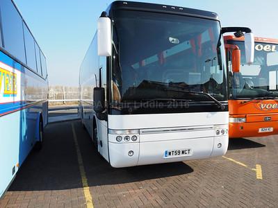 Cochrane Kelvin Travel, Peterlee Van Hool T911 Alicron WT59 WCT (1)