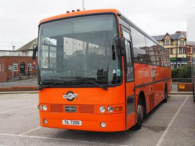 Rigby's, Accrington Volvo B10M Van Hool Alizee T8 TIL 7200 (1)