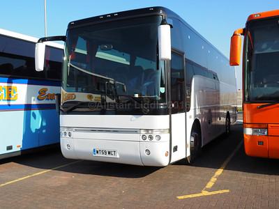 Cochrane Kelvin Travel, Peterlee Van Hool T911 Alicron WT59 WCT (2)