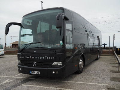 Coach Leasing, Nuneaton Mercedes- Benz Touro BX06 UML (2)