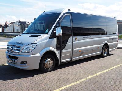 Mainline Coaches, Gilfach Goch Mercedes-Benz Sprinter EVM RX14 AEE (1)