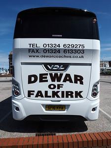 Dewar's Coaches, Falkirk VDL Bova Futura HD SF16 KVA (3)