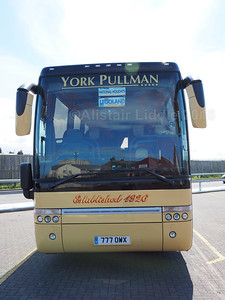 York Pullman, Strensall, York Van Hool T915 Alicron 777 OWX (3)