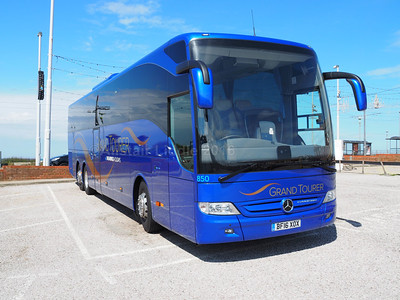 Shearings, Wigan Mercedes-Benz Tourismo Blutec 6 850 BF16 XOX (2)