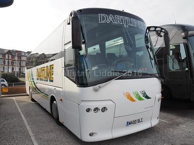 Dartline Coaches, Exeter Bova Futura 2 M400 DLC (2)
