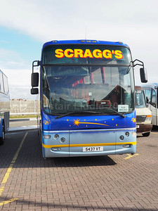 Scraggs, Stoke-on Trent Volvo B10M Plaxton Panther (2)