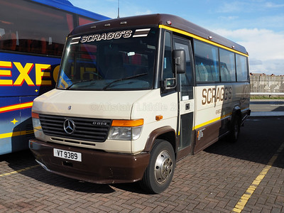 Scraggs, Stoke-on Trent Mercedes-Benz D814 VT 9389 (1)