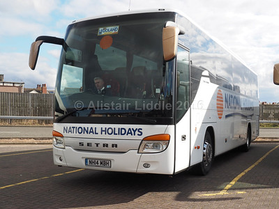 National Holidays, Hull Setra S 415 GT-HD NH14 MBH (1)