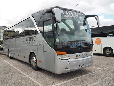 Olympic Travel, Rochdale Setra S415 HD P50 OET (2)