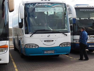 SO Caoches, Failsworth, Manchester Scania K114IB4 Irizar Century YN53 OZH (1)
