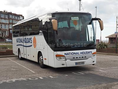 National Holidays, Hull Setra S 415 GT-HD NH09 NRH