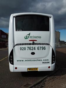 Mint Coaches, London MAN A67 Unvi Touring GT WA14 CLO (3)