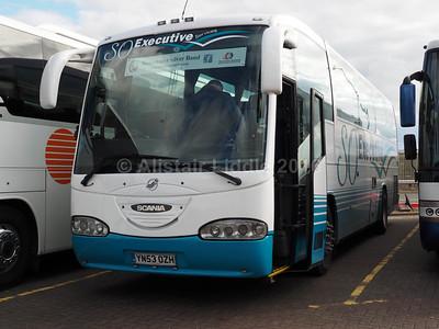 SO Caoches, Failsworth, Manchester Scania K114IB4 Irizar Century YN53 OZH (2)