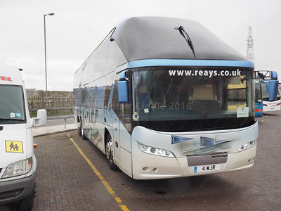 Reays of Wigton Neoplan Starliner 4 WJR (2)