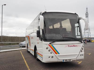 Blackpool Coach Parks 28-03-2013