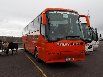 Irving's of Carlisle Bova Futura V11 BUS (2)