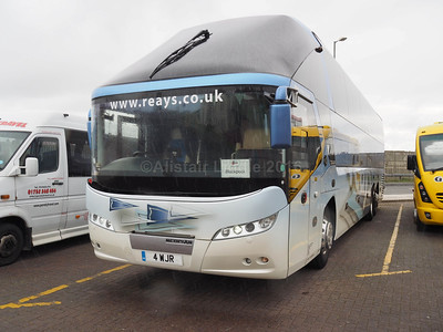Reays of Wigton Neoplan Starliner 4 WJR (1)
