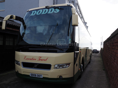 Dodds of Troon Volvo 9700 DD06 DOT (2)