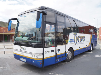 Blackpool Coach and Hotel Parks 13-05-2017