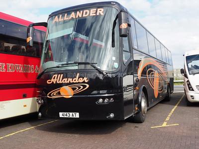 Allander Travel, Mingavie, Bova Futura 4143 AT