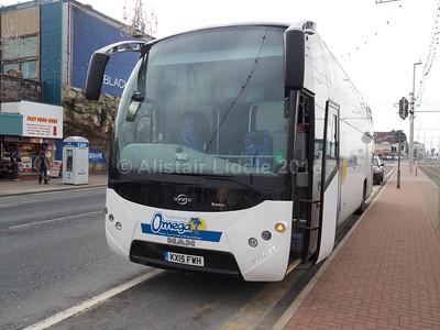 Omega Travel, Milton Keynes MAN 19.400 Ayats Kronos KX15 FWH (1)