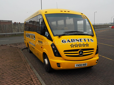 Garnetts, Bishop Auckland Mercedes-Benz Vario Plaxton Cheetah (2)