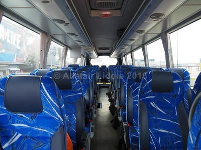 Omega Travel, Milton Keynes MAN 19.400 Ayats Kronos KX15 FWH interior 1