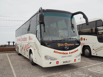 Silverdale Coaches, Motherwell King Long XMQ6127 BX09 LLF (1)