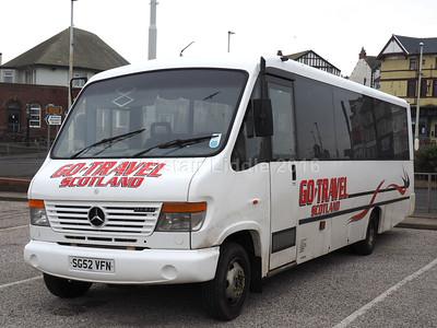 Go-Travel Scotland, Carnwath, Lanarkshire Mercedes-Benz Vario Mellor SG52 VFN (1)