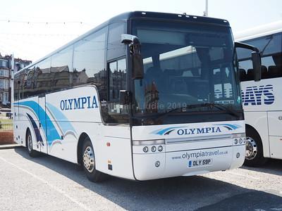 Olympia Travel, Wigan Van Hool Alizee T9 OLY 59P (1)
